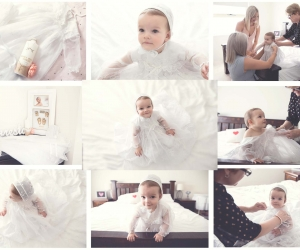 baby christening photography