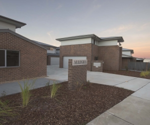 building complex real estate photography