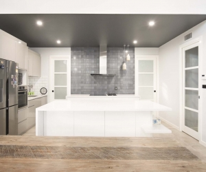 house kitchen real estate photography